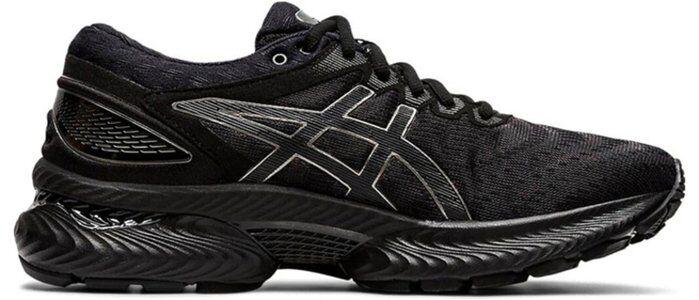 Womens Asics Gel Nimbus 22 'Black' Black/Black女子 WMNS跑步鞋/運動鞋 (1012A587-002) 海外預訂
