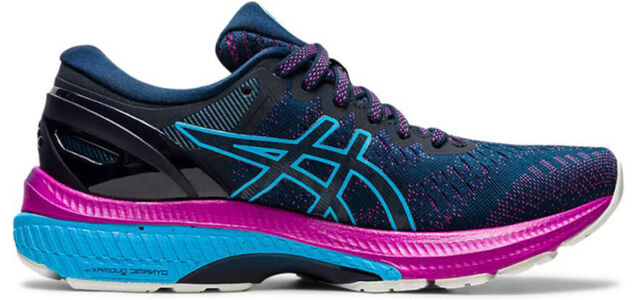 Womens Asics Gel Kayano 27 'French Blue Digital Aqua'女子 WMNS跑步鞋/運動鞋 (1012A649-401) 海外預訂