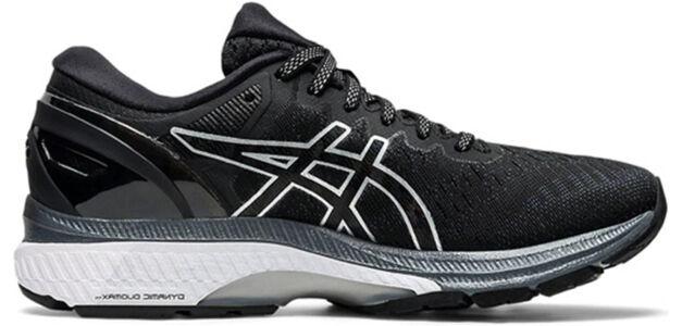 Womens Asics Gel Kayano 27 Wide 'Black Silver' Black/Pure Silver女子 WMNS跑步鞋/運動鞋 (1012A713-001) 海外預訂