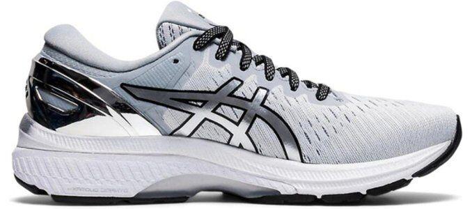 Womens Asics Gel Kayano 27 Platinum 'Grey Pure Silver'女子 WMNS跑步鞋/運動鞋 (1012A763-020) 海外預訂