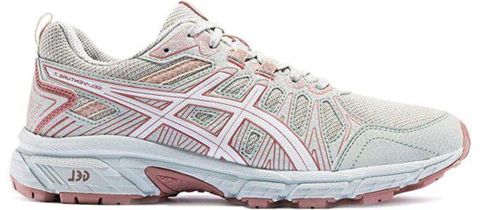 Womens Asics Gel-Venture 7 Mx White Pink Off-Road女子 WMNS跑步鞋/運動鞋 (1012A818-020) 海外預訂