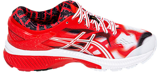 Womens Asics Gel Kayano 26 'Tokyo Marathon' Classic Red/White女子 WMNS跑步鞋/運動鞋 (1012A821-600) 海外預訂