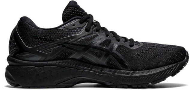 Womens Asics GT 2000 9 Wide 'Triple Black' Black/Black女子 WMNS跑步鞋/運動鞋 (1012A861-002) 海外預訂