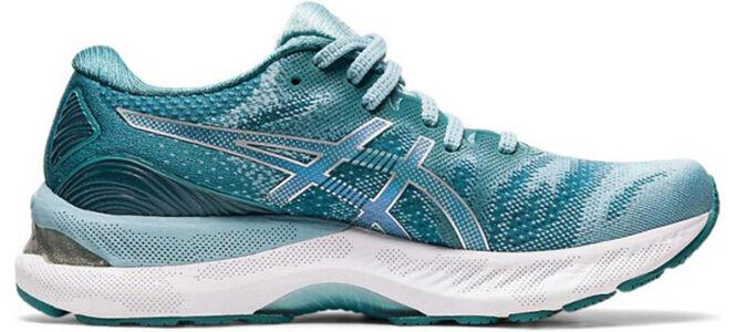 Womens Asics Gel Nimbus 23 'Smoke Blue' Smoke Blue/Pure Silver女子 WMNS跑步鞋/運動鞋 (1012A885-400) 海外預訂