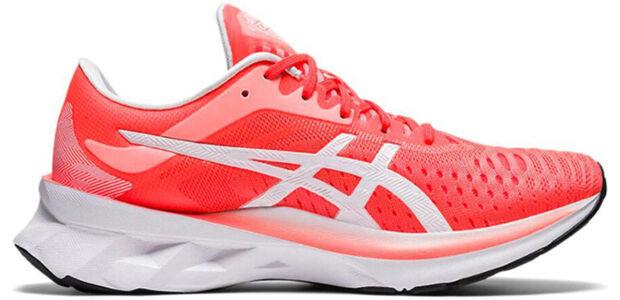 Womens Asics Novablast 'Tokyo' Sunrise Red/White女子 WMNS跑步鞋/運動鞋 (1012A941-600) 海外預訂