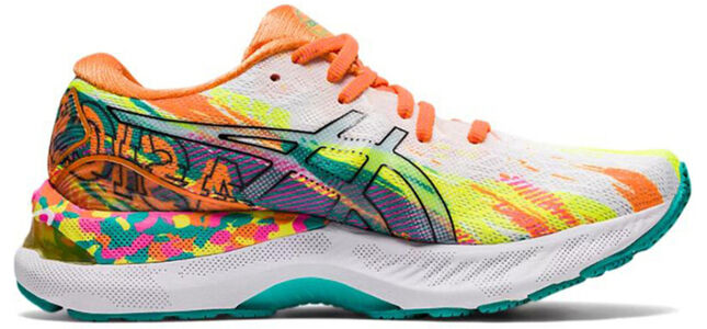 Womens Asics Gel Nimbus 23 'Color Injection Pack - Hot Pink Sour Yuzu'女子 WMNS跑步鞋/運動鞋 (1012B011-700) 海外預訂
