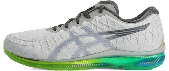 Asics Gel Quantum Infinity 'Grey Green' Mid Grey/Dark Grey/Green/Blue 跑步鞋/運動鞋 (1021A056-020) 海外預訂