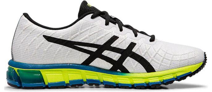 Asics Gel Quantum 180 4 'White Safety Yellow' White/Safety Yellow 跑步鞋/運動鞋 (1021A104-104) 海外預訂