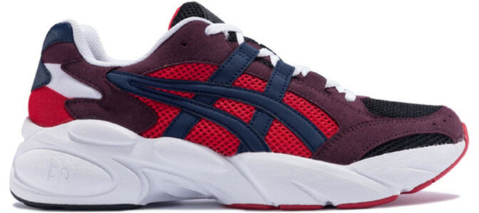Asics Gel BND 'Red Blue Expanse' Black/Blue Expanse/Red 跑步鞋/運動鞋 (1021A145-004) 海外預訂