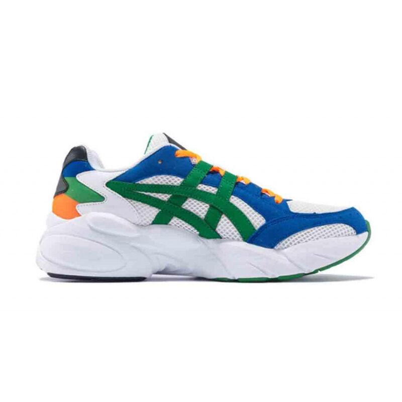 Asics Gel BND 'White Green' White/Green 跑步鞋/運動鞋 (1021A145-100) 海外預訂