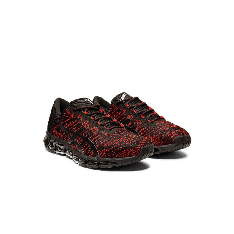 Asics Gel Quantum 360 5 Jacquard 'Black Classic Red' Black/Classic Red 跑步鞋/運動鞋 (1021A153-001) 海外預訂