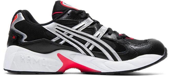 Asics Gel Kayano 5 OG 'Black' Black/Silver 跑步鞋/運動鞋 (1021A163-001) 海外預訂