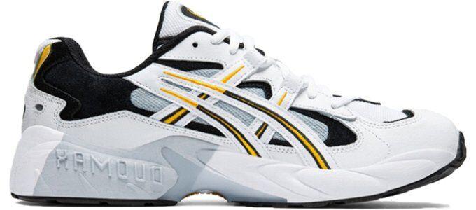 Asics Gel Kayano 5 OG 'White Saffron' White/Saffron 跑步鞋/運動鞋 (1021A163-100) 海外預訂