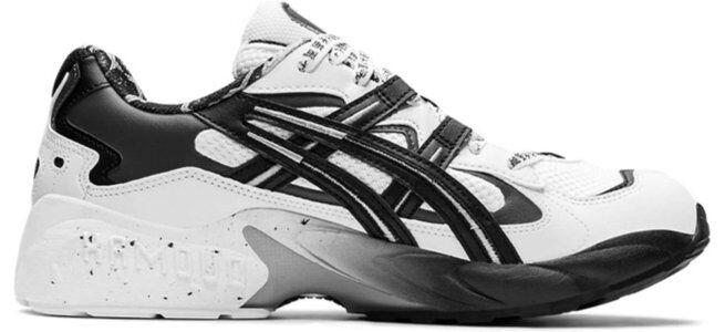 Asics Gel Kayano 5 OG 'White Black' White/Black 跑步鞋/運動鞋 (1021A182-100) 海外預訂