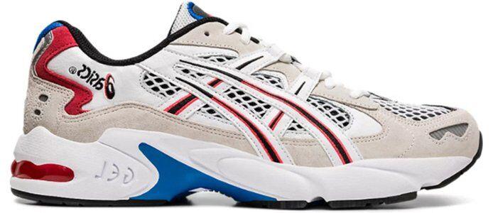 Asics Gel Kayano 5 OG 'White' White/Diva Pink 跑步鞋/運動鞋 (1021A189-100) 海外預訂
