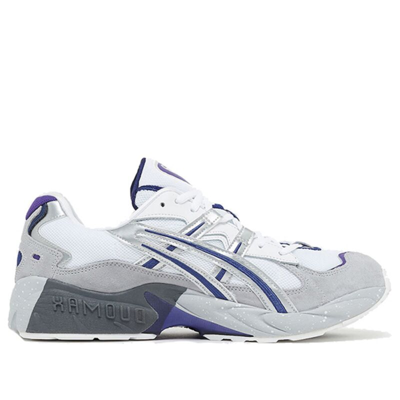 Asics Gel Kayano 5 OG 'Silver Purple' Silver/White/Purple 跑步鞋/運動鞋 (1021A238-020) 海外預訂