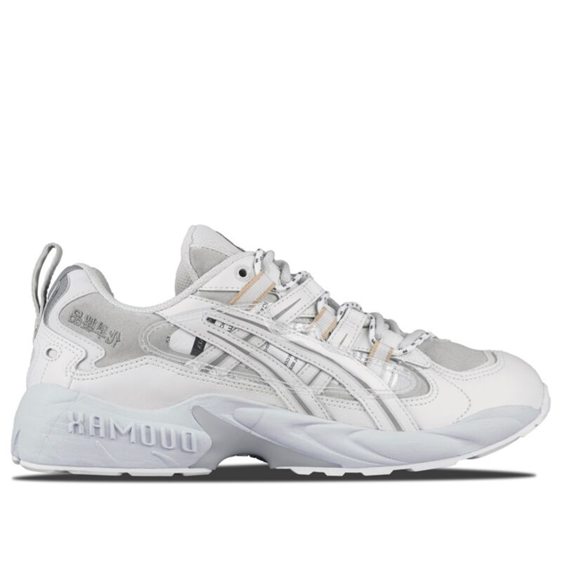 Asics Chemist Creations x Gel Kayano 5 OG 'Cream' Cream/Feather Grey 跑步鞋/運動鞋 (1021A258-106) 海外預訂
