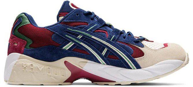 Asics Gel Kayano 5 OG 'Academic Scholar' Birch/Blue Expanse 跑步鞋/運動鞋 (1021A271-200) 海外預訂