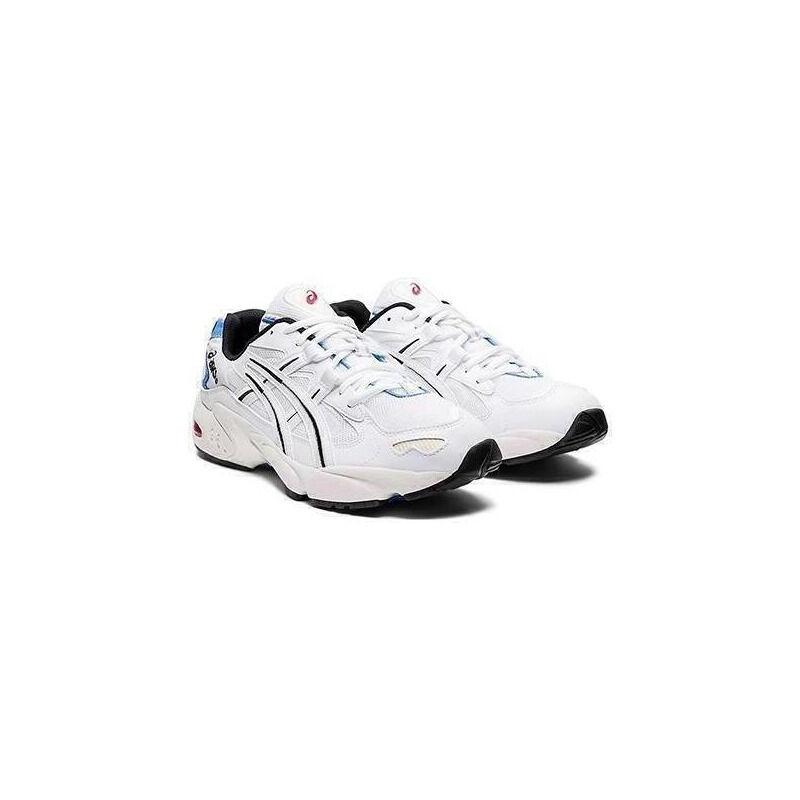 Asics Gel Kayano 5 'White' White/Black/Blue 跑步鞋/運動鞋 (1021A280-100) 海外預訂