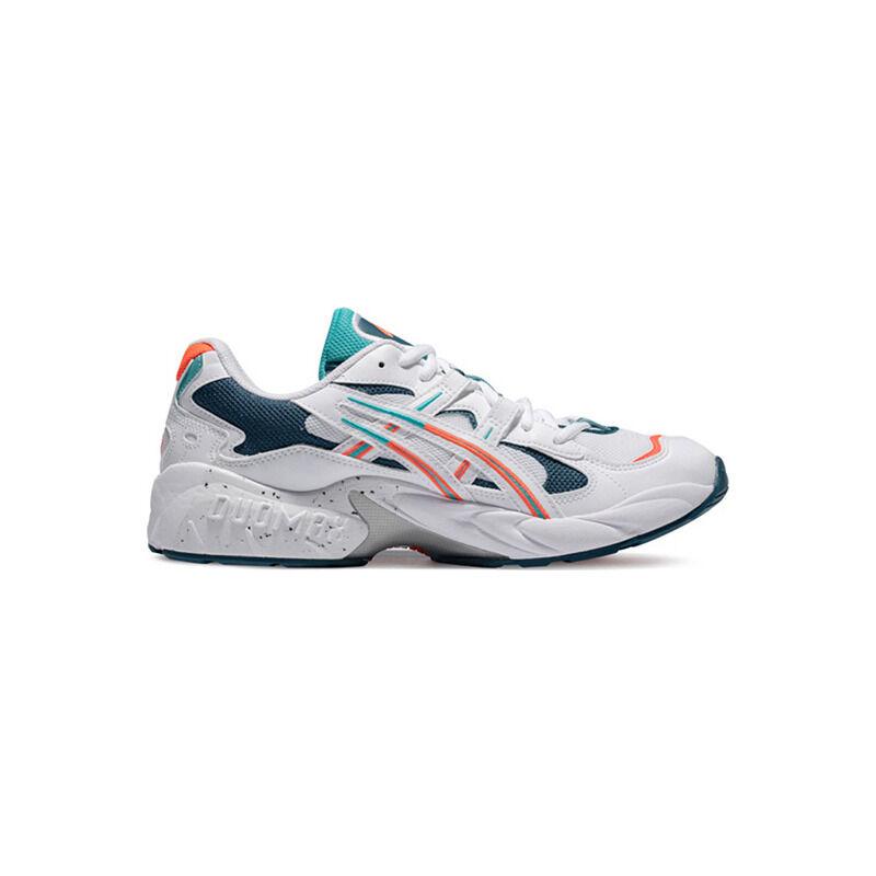 Asics Gel Kayano 5 OG 'White Turq Coral' White/White 跑步鞋/運動鞋 (1021A280-102) 海外預訂