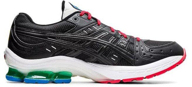 Asics Gel Kinsei OG 'Multi-Color' Black/Black 跑步鞋/運動鞋 (1021A281-001) 海外預訂