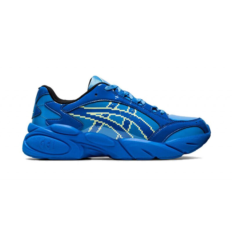 Asics 帽com x Gel BND 'Rockman' Electric Blue/Electric Blue 跑步鞋/運動鞋 (1021A313-400) 海外預訂