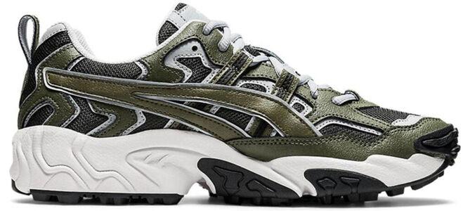 Asics Gel Nandi 'Mantle Green' Graphite Grey/Mantle Green 跑步鞋/運動鞋 (1021A315-020) 海外預訂