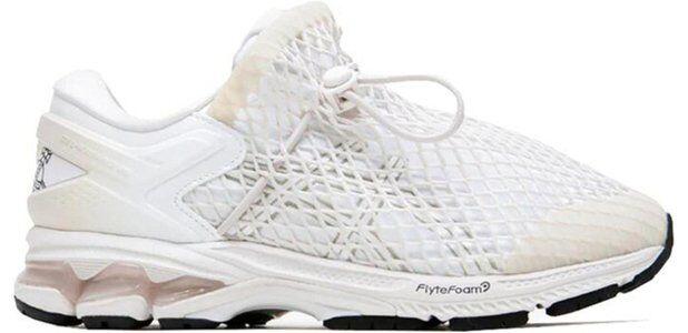 Asics Vivienne Westwood x Gel Kayano 26 'Birch White' Birch/White 跑步鞋/運動鞋 (1021A320-202) 海外預訂