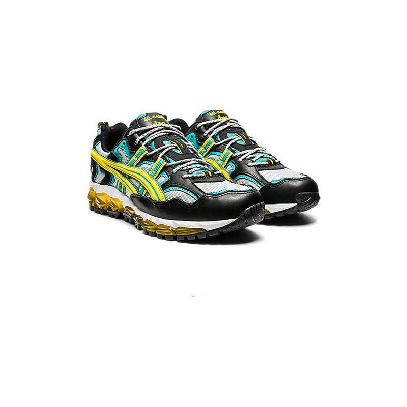 Asics Gel Nandi 360 'Grey Mission Yellow' Glacier Grey/Mission Yellow 跑步鞋/運動鞋 (1021A325-020) 海外預訂