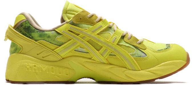 Asics Gel Kayano 5 RE 'Sour Yuzu' Sour Yuzu/Sour Yuzu 跑步鞋/運動鞋 (1021A411-750) 海外預訂