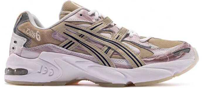 Asics Billy's x Gel Kayano 5 OG 'Jupiter' Wood Crepe/Orange 跑步鞋/運動鞋 (1021A417-201) 海外預訂