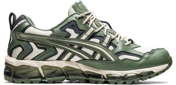 Asics Gel Nandi 360 'Lichen Green' Lichen Green/Lichen Green 跑步鞋/運動鞋 (1021A424-306) 海外預訂