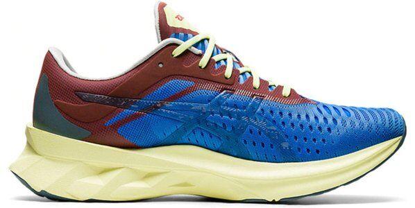 Asics AFFIX Works x Novablast 'Blue Coast Deep Aqua' Blue Coast/Deep Aqua 跑步鞋/運動鞋 (1021A467-400) 海外預訂