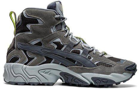 Asics Gel Nandi High 'Graphite Grey' Graphite Grey/Metropolis 跑步鞋/運動鞋 (1021A475-021) 海外預訂