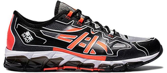 Asics Gel Quantum 360 6 'Black Sunrise Red' Black/Sunrise Red 跑步鞋/運動鞋 (1021A492-001) 海外預訂