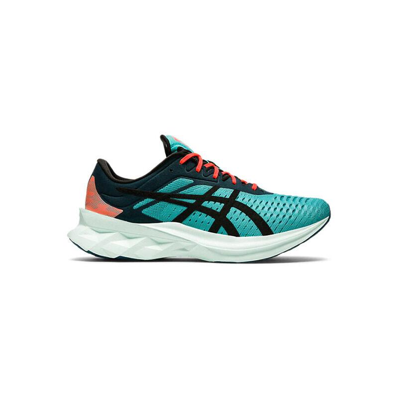 Asics Novablast SPS 'Techno Cyan' Techno Cyan/Black 跑步鞋/運動鞋 (1021A525-300) 海外預訂