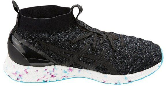 Womens Asics HyperGel-Kan 'Black Aquarium' Black/Aquarium女子 WMNS跑步鞋/運動鞋 (1022A032-001) 海外預訂