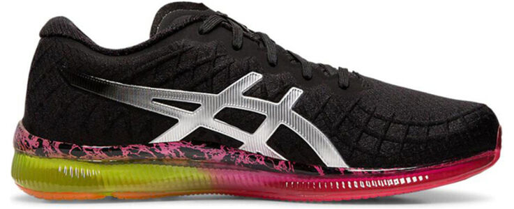 Womens Asics Gel Quantum Infinity 'Black Multi' Black/Silver女子 WMNS跑步鞋/運動鞋 (1022A051-003) 海外預訂