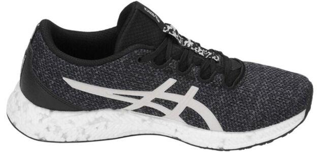 Womens Asics Hyper Gel Yu 'Black' Black/Glacier Grey女子 WMNS跑步鞋/運動鞋 (1022A056-002) 海外預訂