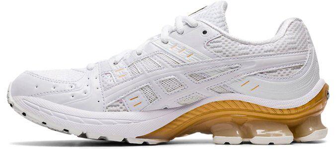 Womens Asics Gel Kinsei OG 'White Gold' White/White女子 WMNS跑步鞋/運動鞋 (1022A111-102) 海外預訂