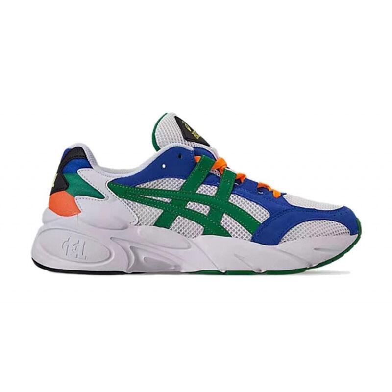 Womens Asics Gel BND 'White Green' White/Green女子 WMNS跑步鞋/運動鞋 (1022A129-100) 海外預訂