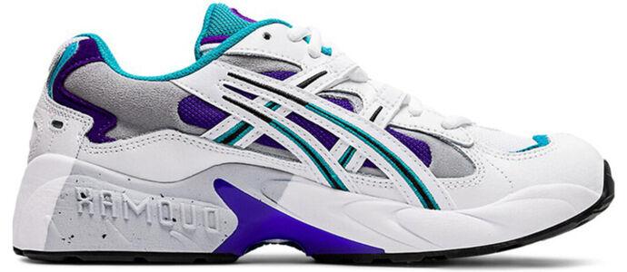Womens Asics Gel Kayano 5 OG 'Royal Azel' White/Royal Azel女子 WMNS跑步鞋/運動鞋 (1022A142-101) 海外預訂