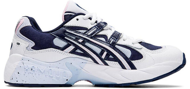 Womens Asics Gel Kayano 5 OG 'Midnight' White/Midnight女子 WMNS跑步鞋/運動鞋 (1022A142-102) 海外預訂