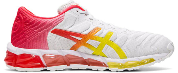 Womens Asics Gel Quantum 360 5 'White Sour Yuzu' White/Sour Yuzu女子 WMNS跑步鞋/運動鞋 (1022A149-100) 海外預訂