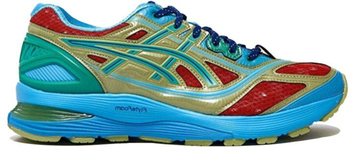 Womens Asics Kiko Kostadinov x Gel Korika 'Baltic Jewel'女子 WMNS跑步鞋/運動鞋 (1022A306-601) 海外預訂