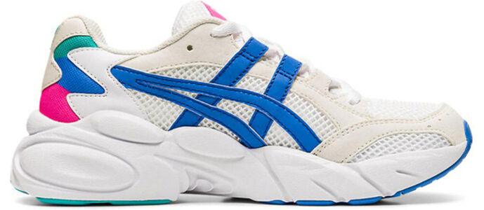 Kids Asics Gel BND GS 'White Blue Coast' White/Blue Coast 跑步鞋/運動鞋 (1024A024-101) 海外預訂