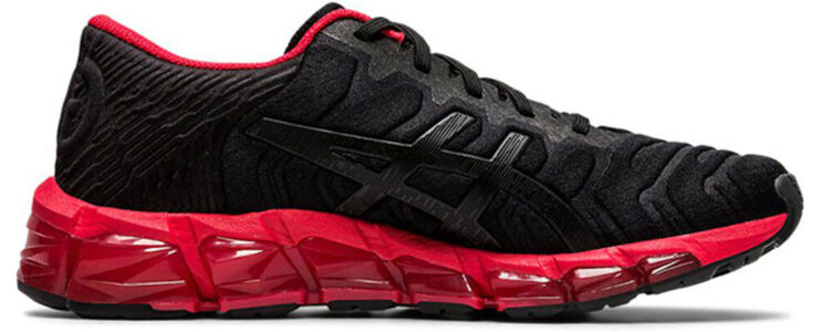 Kids Asics Gel Quantum 360 5 GS 'Black Speed Red' Black/Speed Red 跑步鞋/運動鞋 (1024A044-001) 海外預訂
