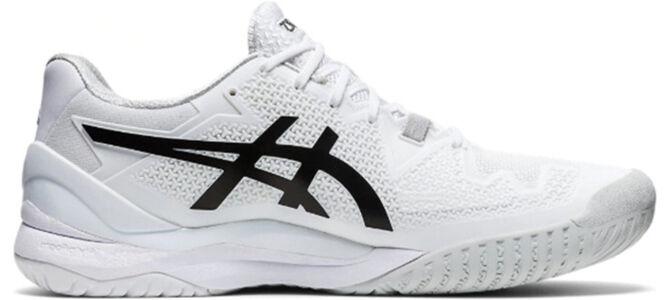 Asics Gel Resolution 8 'White Black' White/Black 跑步鞋/運動鞋 (1041A079-101) 海外預訂