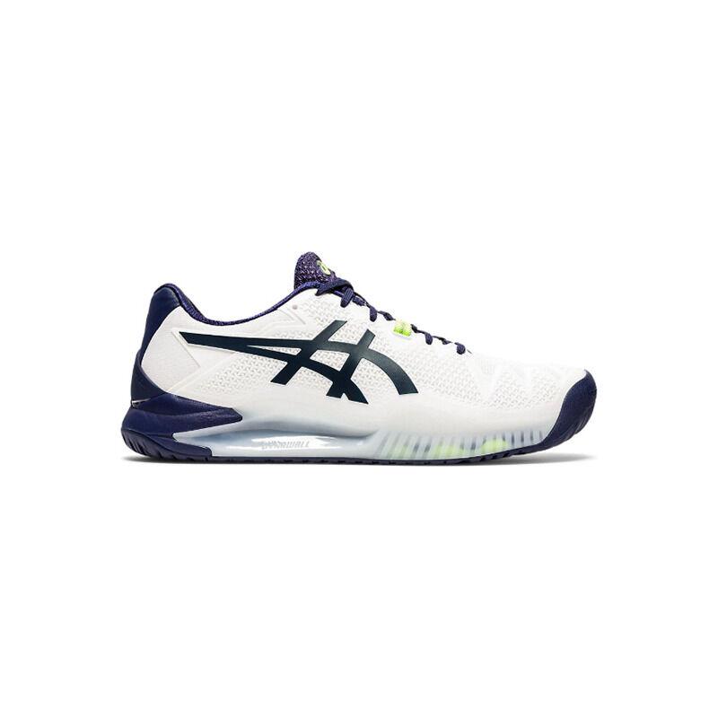 Asics Gel Resolution 8 'White Peacoat' White/Peacoat 跑步鞋/運動鞋 (1041A079-102) 海外預訂