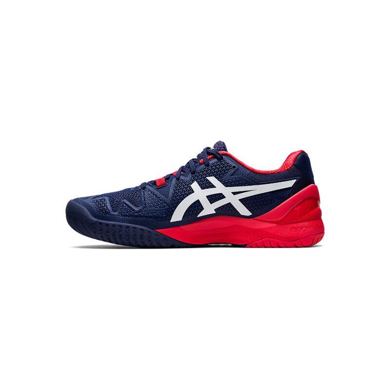 Asics Gel Resolution 8 'Peacoat' Peacoat/White 跑步鞋/運動鞋 (1041A079-400) 海外預訂